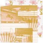 Matinee Paper - Old School - Heidi Swapp