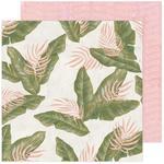 Urban Jungle Paper - Old School - Heidi Swapp