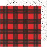 Holiday Cheer Paper - Hey, Santa - Crate Paper - PRE ORDER