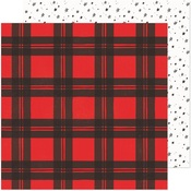 Holiday Cheer Paper - Hey, Santa - Crate Paper