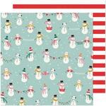 North Pole Paper - Hey, Santa - Crate Paper - PRE ORDER