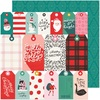 Be Jolly Paper - Hey, Santa - Crate Paper