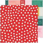 Very Merry Paper - Hey, Santa - Crate Paper