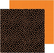 Candy Toss Paper - Spoooky - Pebbles