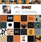Spoooky 12x12 Paper Pad - Pebbles