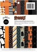 Spoooky 6 x 8 Paper Pad - Pebbles