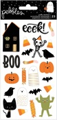 Spoooky Icon Puffy Stickers - Pebbles