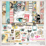 Ladies Who Lunch Collection Kit - Paper Phenomenon