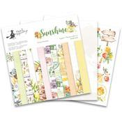 Sunshine 12 x 12 Paper Pad - P13