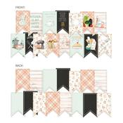 Around The Table Banner Die-cuts - P13