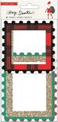 Hey, Santa Pom Pom Frames - Crate Paper