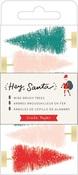 Hey, Santa Multicolor Bottle Brush Trees - Crate Paper - PRE ORDER