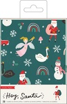 Hey, Santa Boxed Cards - Crate Paper