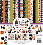 I Love Halloween Collection Kit - Echo Park - PRE ORDER