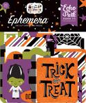 I Love Halloween Ephemera - Echo Park - PRE ORDER