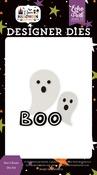 Boo Ghosts Die Set - I Love Halloween - Echo Park - PRE ORDER