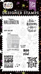 Boo to You Stamp Set - I Love Halloween - Echo Park - PRE ORDER