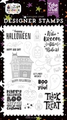 Boo to You Stamp Set - I Love Halloween - Echo Park