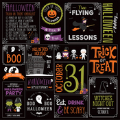Halloween Party Paper - I Love Halloween - Echo Park