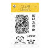 The Four Seasons-Summer Clear Stamps - P13 - PRE ORDER