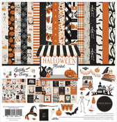 Collection Kit - Halloween Market - Carta Bella