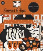 Halloween Market Frames & Tags - Echo Park