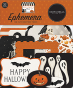 Halloween Market Ephemera - Carta Bella