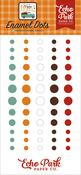 Happy Fall Enamel Dots - Echo Park - PRE ORDER