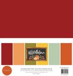 Hello Autumn Solids Kit - Carta Bella - PRE ORDER