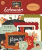 Hello Autumn Ephemera - Carta Bella