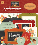 Hello Autumn Ephemera - Carta Bella