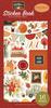 Hello Autumn Sticker Book - Carta Bella