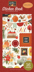 Hello Autumn Sticker Book - Carta Bella