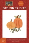 Together Pumpkins Die Set - Hello Autumn - Carta Bella