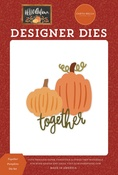 Together Pumpkins Die Set - Hello Autumn - Carta Bella