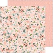 Lavender Ln. Paper - The Avenue - Pebbles
