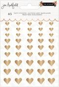 Puffy Heart Sticker - The Avenue - Pebbles - PRE ORDER