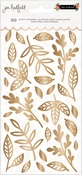 Puffy Leaves Stickers - The Avenue - Pebbles - PRE ORDER