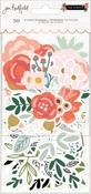 Flower Ephemera - The Avenue - Pebbles