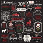 Jingle All The Way Paper - A Lumberjack Christmas - Echo Park - PRE ORDER