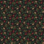 Pinecone & Leaves Paper - A Lumberjack Christmas - Echo Park - PRE ORDER