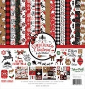 A Lumberjack Christmas - Collection Kit - Echo Park