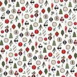 Ornaments Paper - Farmhouse Christmas - Carta Bella - PRE ORDER