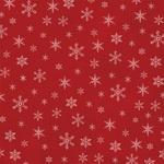 Snowflakes Paper - Farmhouse Christmas - Carta Bella - PRE ORDER