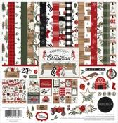 Farmhouse Christmas Collection Kit - Carta Bella