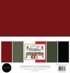 Farmhouse Christmas Solids Kit - Carta Bella - PRE ORDER