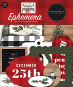 Farmhouse Christmas Ephemera - Carta Bella
