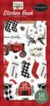 Farmhouse Christmas Sticker Book - Carta Bella - PRE ORDER