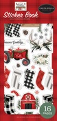 Farmhouse Christmas Sticker Book - Carta Bella