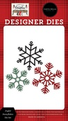 Joyful Snowflakes Die Set - Farmhouse Christmas - Carta Bella